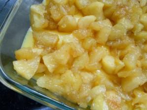 Яблочный пудинг - фото шаг 7