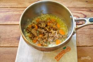Грибной суп с лисичками - фото шаг 3