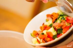 Салат из кускуса - фото шаг 3