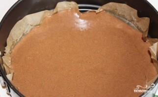 Шоколадный торт с фруктами - фото шаг 7