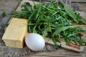 Салат из рукколы - фото шаг 1