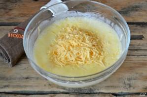 Бездрожжевое тесто с сыром - фото шаг 4