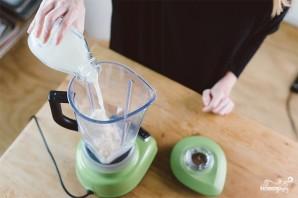 Кофейный смузи - фото шаг 1