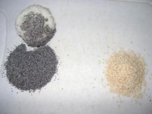 Рисовые шарики с начинкой - фото шаг 4