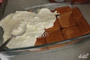 """Торт из печенья """"Юбилейное"""" без выпечки - фото шаг 4"""