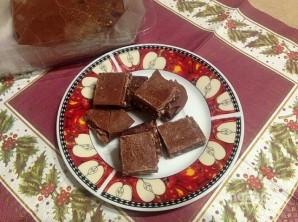 Диетический шоколад с орешками - фото шаг 9