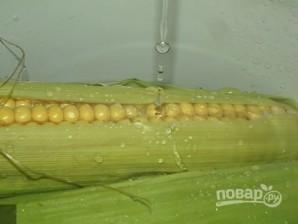 Кукуруза в початках - фото шаг 4