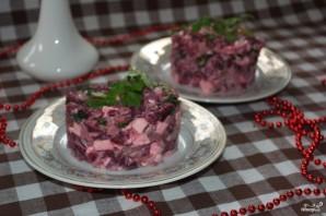 Салат с говяжьим языком - фото шаг 5