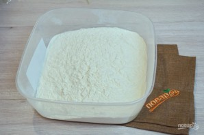 Кулич пасхальный в хлебопечке - фото шаг 1