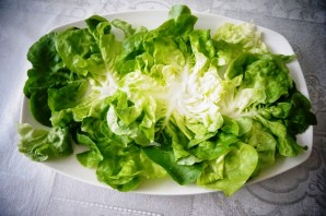 Овощной салат с филе сельди - фото шаг 4