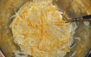 Пирог с плавленым сыром - фото шаг 3