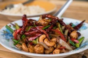 Курица с кешью по-тайски - фото шаг 10