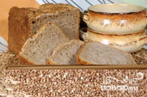 Гречневый хлеб - фото шаг 6
