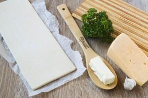 Сырные крендельки - фото шаг 1