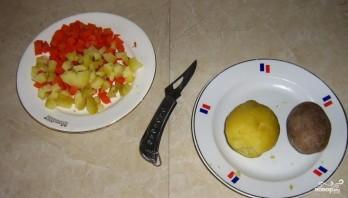 Вкусный салат из морской капусты - фото шаг 5