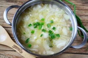 Наваристый суп из смеси бобовх и круп - фото шаг 5