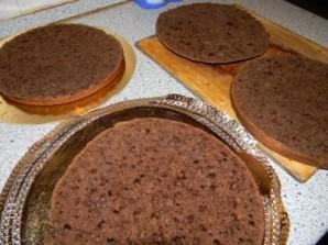 """Торт """"Шоколадное наслаждение"""" - фото шаг 3"""