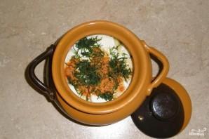 Картофель со сметаной в горшочках - фото шаг 3