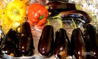 """Самая вкусная баклажанная икра """"Сырая"""" - фото шаг 1"""