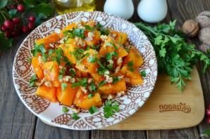 Салат из помидоров и грецких орехов - фото шаг 6