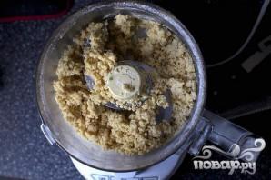 Печенье с запеченными каштанами - фото шаг 3