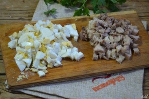 Салат из огурцов с морковкой - фото шаг 3