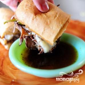 Итальянские горячие бутерброды - фото шаг 23
