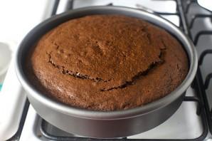 Вкусный французский шоколадный торт - фото шаг 7