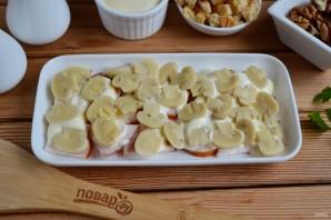 """Салат с грибами и сыром """"Искушение"""" - фото шаг 4"""