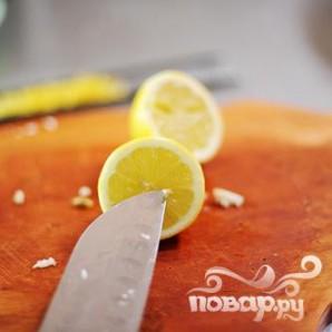 Запеченные макароны с лимоном - фото шаг 4
