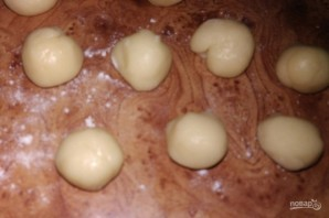 Домашние орешки со сгущенкой - фото шаг 4