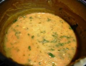 Диетический овощной суп-пюре - фото шаг 4