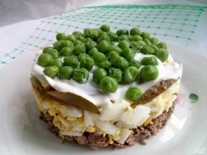 Салат сыр с чесноком и яйцом. Пошаговый рецепт с фотографиями