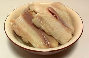 Рыба под лимонным соусом - фото шаг 4