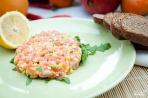 Тартар из лосося с авокадо - фото шаг 13