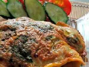 Мясо в кляре на сковороде - фото шаг 7
