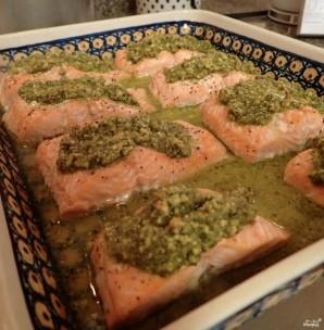 Рыба киржач в духовке - фото шаг 3