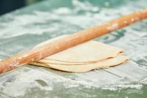 Грибной суп с домашней лапшой - фото шаг 4