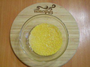 Суп из кукурузной крупы - фото шаг 2