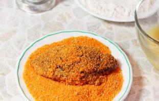 Печень индейки жареная - фото шаг 4