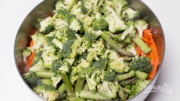 Жареное мясо с овощами - фото шаг 4