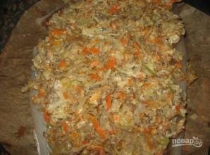 Рыба под грибным соусом - фото шаг 3