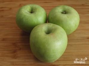 Яблочный пирог из слоеного бездрожжевого теста - фото шаг 1