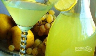 Лимонный ликер - фото шаг 6