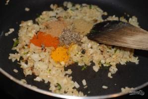 Котлеты из тунца с рисом - фото шаг 2