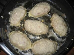 Куриные биточки в духовке - фото шаг 3