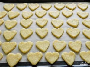Быстрые сырные печенья - фото шаг 5