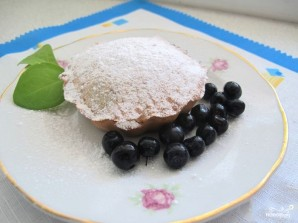 Песочные корзиночки с ягодами закрытые - фото шаг 4