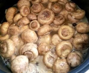 Маринованные грибы в мультиварке - фото шаг 4