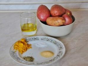 Картошка по-селянски в мультиварке - фото шаг 1